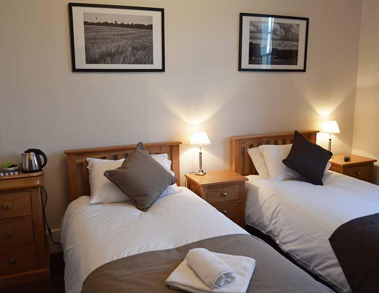 Hotel Long Melford, Suffolk