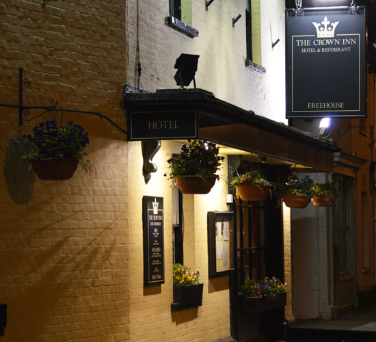 The Crown Inn Long Melford