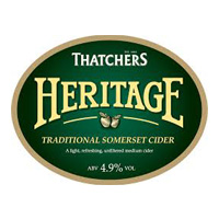 Thatchers Heritage at The Crown Inn Long Melford
